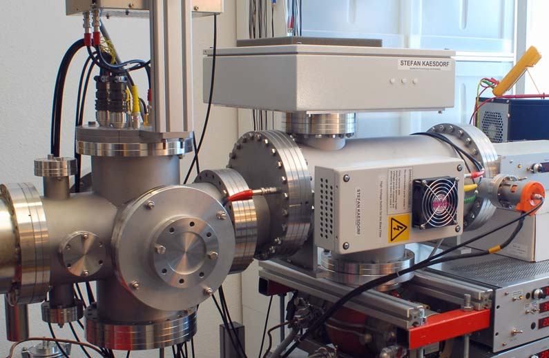 OFT12 Orthogonal Extraction Time-of-Flight Mass Spectrometer